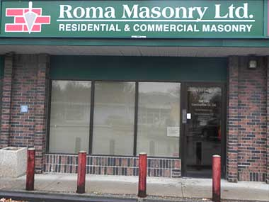 Roma Masonry Ltd office